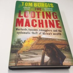 We review 'The Looting Machine' with author Tom Burgis