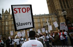 Share Politics: James Ewins - Modern Day Slavery