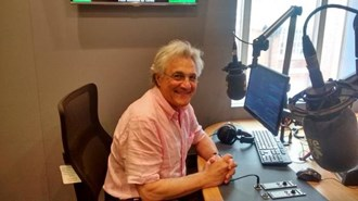 John Suchet discusses his forthcoming book on Strauss and reminisces about the old days with Share Radio's Ed Mitchell
