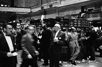 This History of Booms, Busts and Bubbles: Black Monday