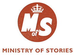 Charity Showcase: Ministry of Stories