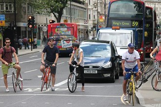 Should you be cycling to work?