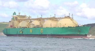 Morning Money: Chris Clucas reveals all about Liquefied Natural Gas in shipping