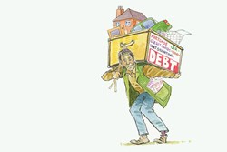 Episode Seven: Debt and borrowing