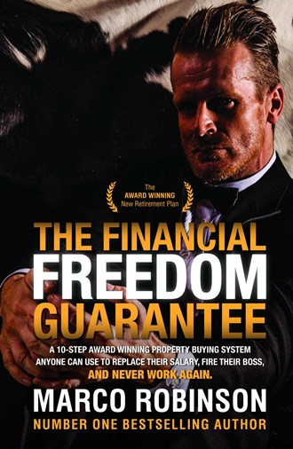 Book Review: 'The Financial Freedom Guarantee' by Marco Robinson