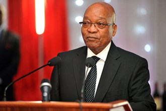 Conversations From Africa: Zuma hangs on, the rand is strong & much more!