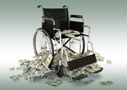 Your Money, Your Future: Financial Cost of Being Disabled