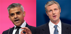 Questions of Faith: London's Mayoral Campaign