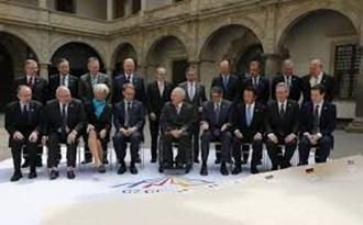 Morning Money, Finance Ministers meeting ahead of G7