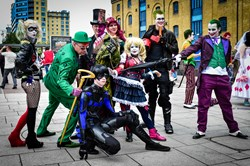 Morning Money: Comic industry booming as fans gather for London Comic Con