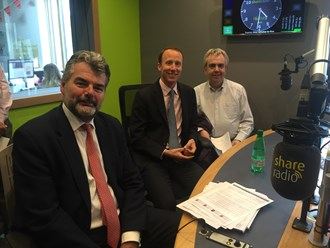 The Investment Trust Show with Simon Crinage, James De Bunsen & Ed Bowsher
