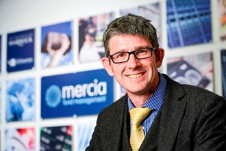 "Morning Money: ""This year has been about building funds under management"" – Mark Payton on Mercia's numbers"