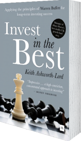 The Book Review: Keith Ashworth-Lord's 'Invest In The Best'