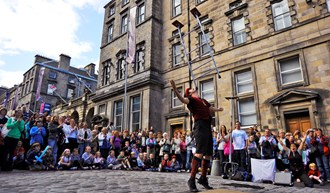 Morning Money: What do festivals bring to Edinburgh's economy?