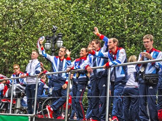 Morning Money: What will the Olympic parade bring to Manchester?