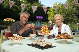 "Morning Money: More ""Bake Off"" drama - Matt Cox investigates the value of talent and format in television."