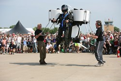 Crowdfunders: Personal Jetpacks and Hi-fi speakers