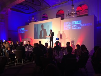 Company Casebook: The British Small Business Awards
