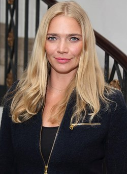 Model and TV presenter Jodie Kidd discusses intimidating garages