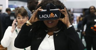 CEO of Laduma, Ben Smith, explains virtual reality.