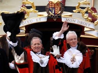 Share Radio Breakfast: Introducing the new Lord Mayor of London, Andrew Parmley