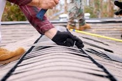 Darren Searles, general manager at JJ Roofing explains the dangers of not fixing a roof