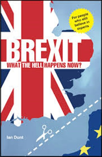 Ian Dunt on his book ' Brexit: What The Hell Happens Now?'