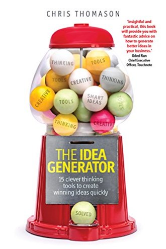 In My Experience with Chris Thomason author of The Idea Generator