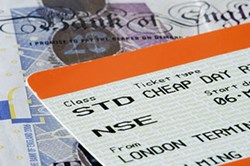 Train fares in Britain to go up by 2.3% from January
