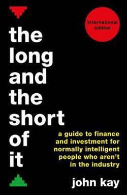 The Book Review: DIY investing with economist John Kay
