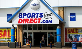 Sports Direct chairman lashes out after 57% profit fall