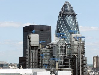Optimism returns to UK financial sector