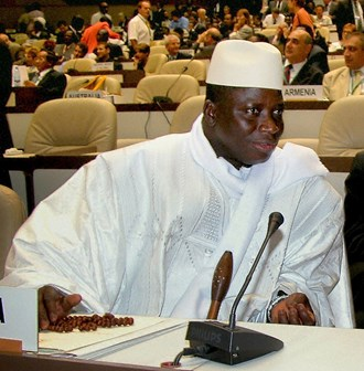 Conversations from Africa: Rules of the Gambia