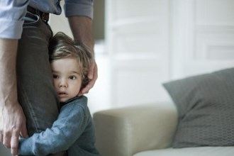Family lawyer Hannah Cornish from Slater and Gordon discusses the difficulty of divorced dads during Christmas