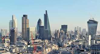How has London come to dominate global fintech?