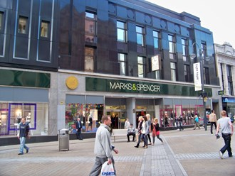 Can Archie Norman put the spark back into M&S?