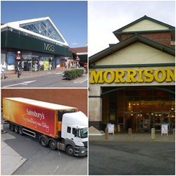 The Share Centre: Morrisons, Sainsbury's, M&S, & more - with Ian Forrest