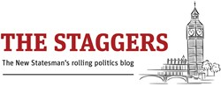 Editor of the New Statesman's politics blog, The Staggers Julia Rampen gives us the lowdown on the latest politics stories