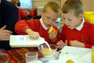 Megan Jarvie, Head of Policy and Public Affairs discusses the reliance of school breakfast clubs