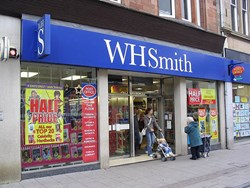 Company news: WH Smith helped by 'spoof books', Frankie & Benny's parent company sees lower sales and more