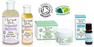 Track Record: Samantha Dyer, founder of Mumma Love Organics