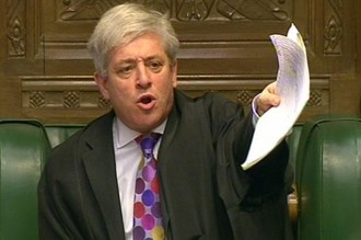 Jack Sommers from the Huffington Post discusses John Bercow's Trump comments