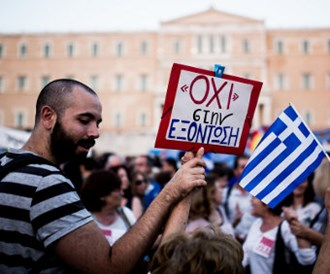Greek financial crisis escalates