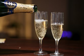 Champagne drinkers in Britain face higher prices