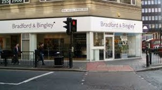 Prudential PLC to bid for state's Bradford & Bingley mortgages