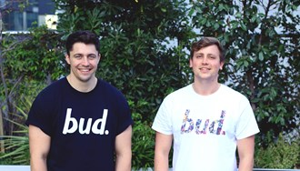 Bud, the all-in-one banking app. Founder Ed Maslaveckas tells us more