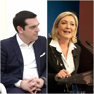 European bonds bounce amid Greek debt deal, Le Pen polls