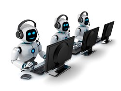 O2 unveil plans to launch robots in call centres. Would you prefer to speak to a person or robot?  All this and more on the News Review