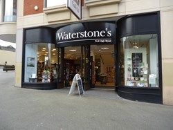 Waterstones is under fire for going incognito at some of its newer stores