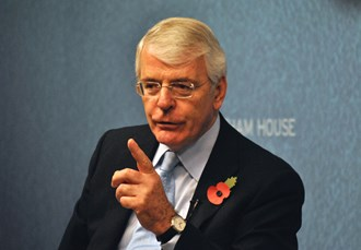 John Major: voters being misled with 'rosy confidence' on Brexit - politics with John Rentoul